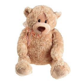Gund 32cm Manni the Bear Toys Cuddly Soft Baby Toy