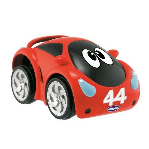 Chicco Turbo Touch Wild Car (Red) Toys (Vroom) 09