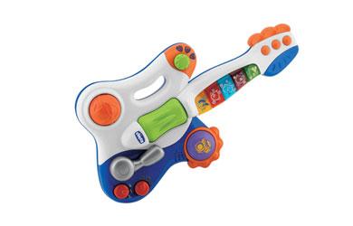 Chicco DJ Mixer Guitar Electronic Toys X mas Gift