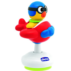 CHICCO CANARY PILOT HIGHCHAIR ACTIVITY TOY - BRAND NEW